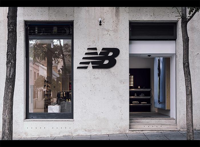 New Balance abre su tercera tienda propia en Madrid