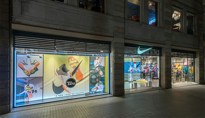 Percassi abrirá su segunda tienda Nike en Barcelona