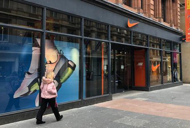Nike obtiene un 23% más de beneficios en su primer trimestre fiscal