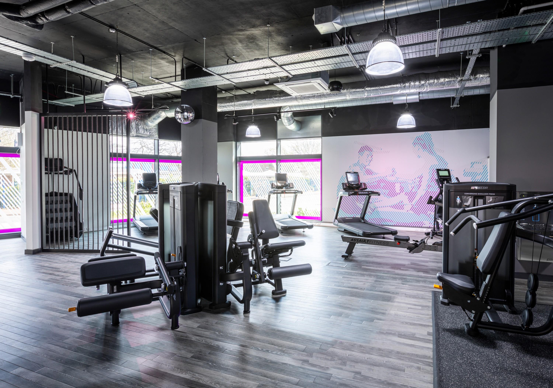 Precor analiza el éxito del gimnasio Anytime Fitness Addlestone
