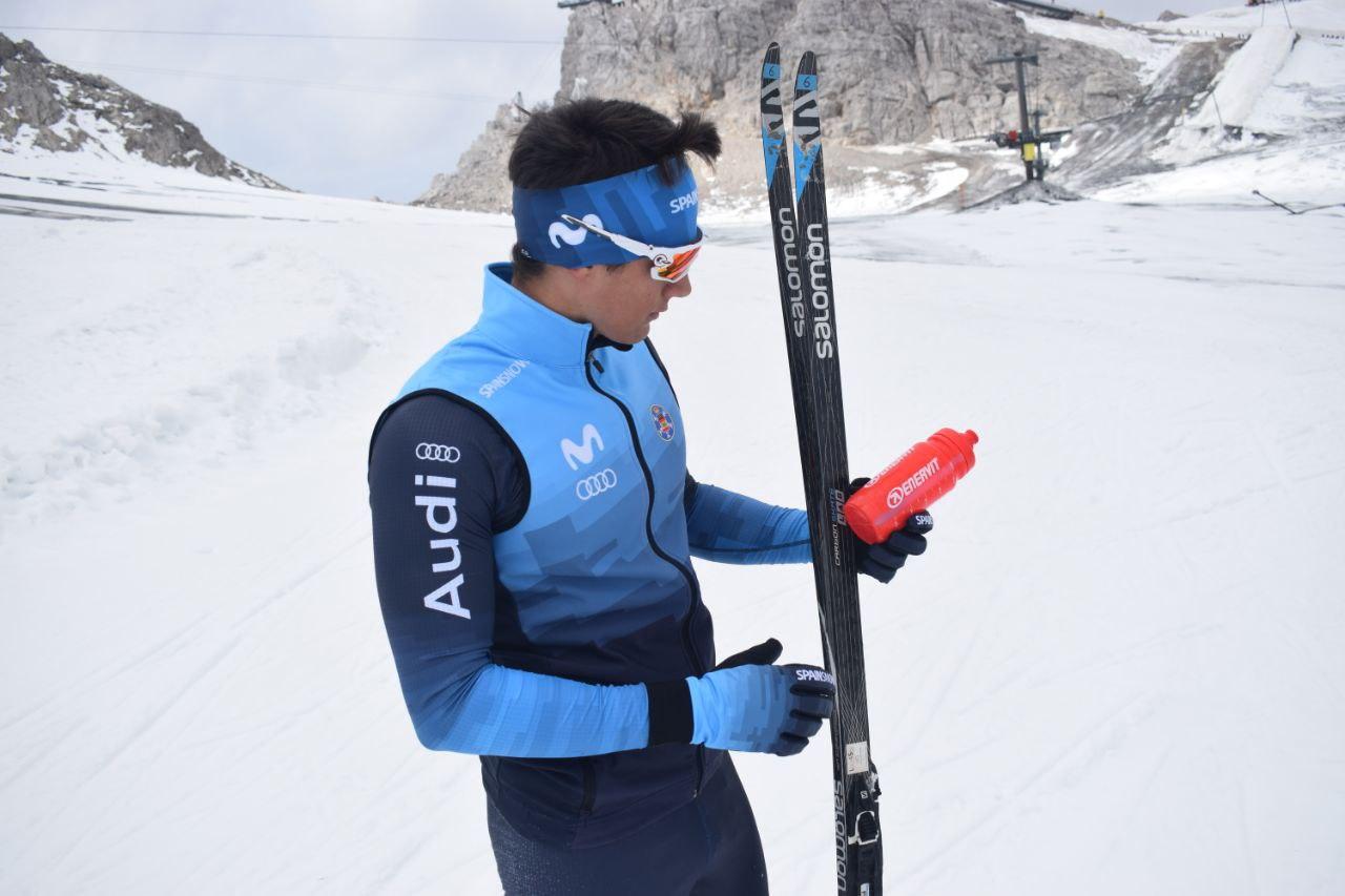 Enervit, nuevo patrocinador de la federación española de deportes de invierno