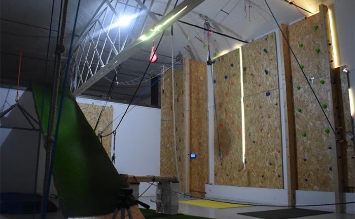 Nace un nuevo concepto de gimnasio con IA y esencia de escape room