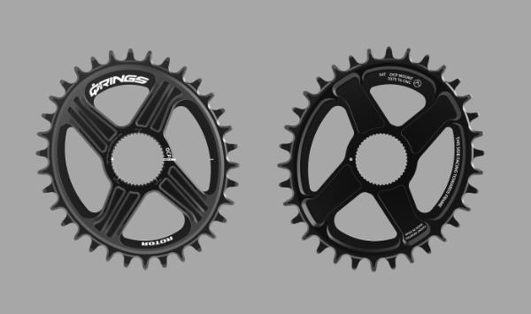 Rotor renueva el diseño de dentado universal para su colección de platos MTB y e-MTB