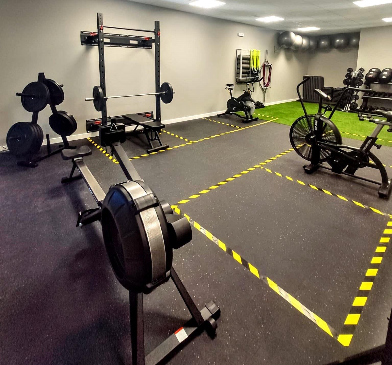 Nuevas aperturas de centros equipados por Oss Fitness