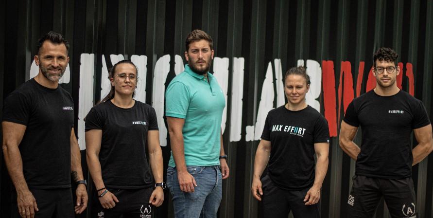 Singular WOD y Max Effort se unen con las primeras Becas CrossFit de España