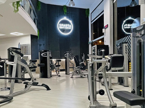 Sparta Sport Center amplía el gimnasio de Soria y proyecta dos aperturas