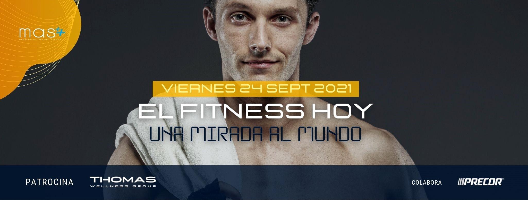 Thomas Wellness Group será patrocinador principal de 'El Fitness hoy'