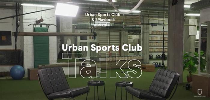 Urban Sports Club analiza las claves del fitness actual en una serie de Talks