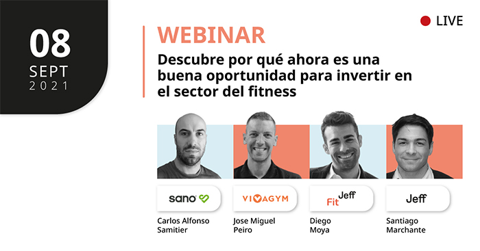 VivaGym, Sano y Fit Jeff identifican las nuevas oportunidades de inversión en el fitness
