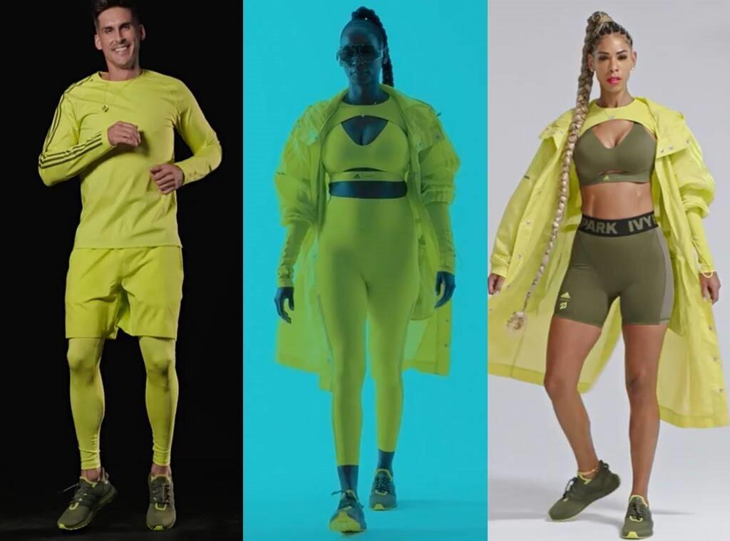 Adidas, Peloton y Beyoncé se unen en una colección de fitness