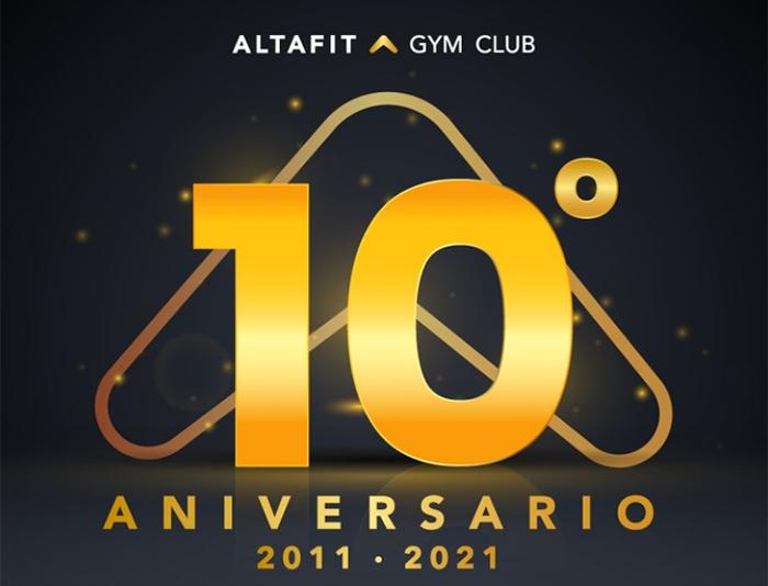 """Altafit celebra 10 años haciendo """"accesible"""" la práctica de ejercicio físico"""