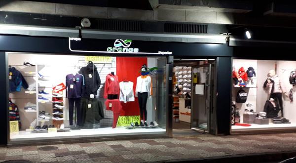 Deportes Cronos rebasa las 250 tiendas en el mercado ibérico