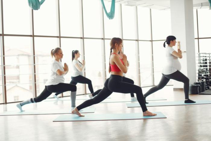 Cómo hacer ejercicio físico si se coge mucho peso en el embarazo