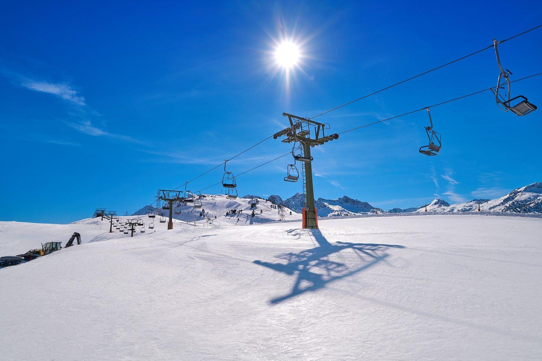 Un 97% de los aficionados al esquí tiene pensado practicar esta temporada