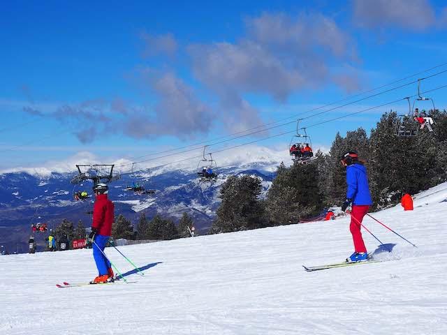 """La patronal catalana de estaciones de esquí augura una""""muy buena temporada"""""""
