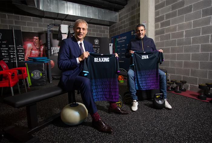 Fitness Deluxe apuesta por el baloncesto con Surne Bilbao Basket