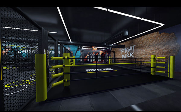 Fitness Park abre en Zaragoza su cuarto gimnasio en España