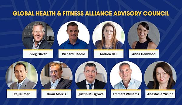 Ihrsa nombra a sus '9 Magníficos' para elevar el fitness mundial a servicio esencial