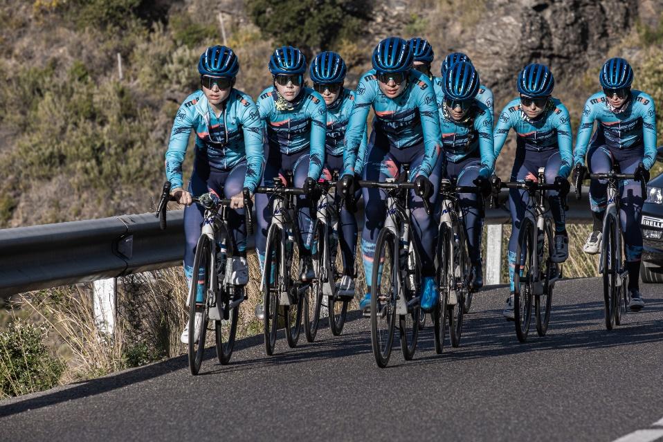 El Massi-Tactic renueva a 6 ciclistas para la temporada 2022