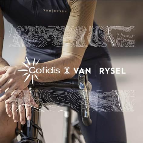 La marca de ciclismo de carretera de Decathlon patrocinará al equipo Cofidis