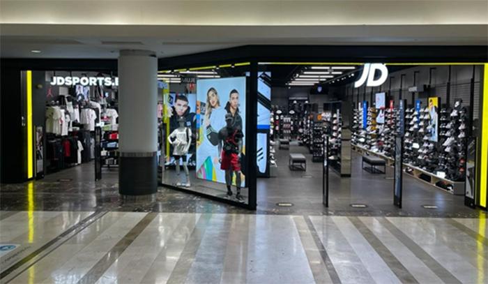 JD Sports alcanza las 80 tiendas en España