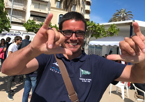 Oriol Castellá se impone en el Trofeo Memorial Gerardo Carrera 2021 de Sitges