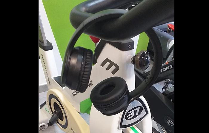 QRX Fitness introduce el sonido 3D en las clases de ciclo indoor