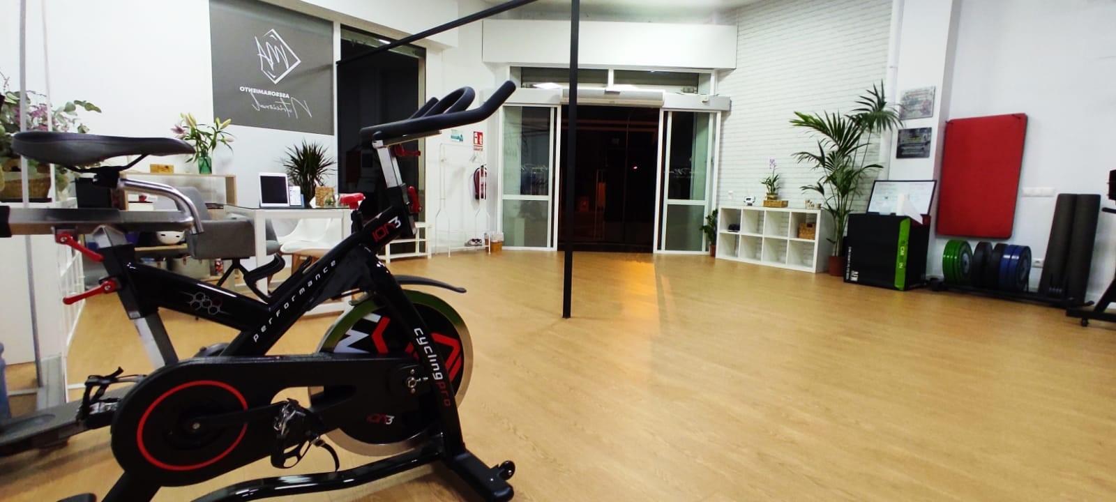 AllFreeWeight equipa dos centros de entrenamiento personal