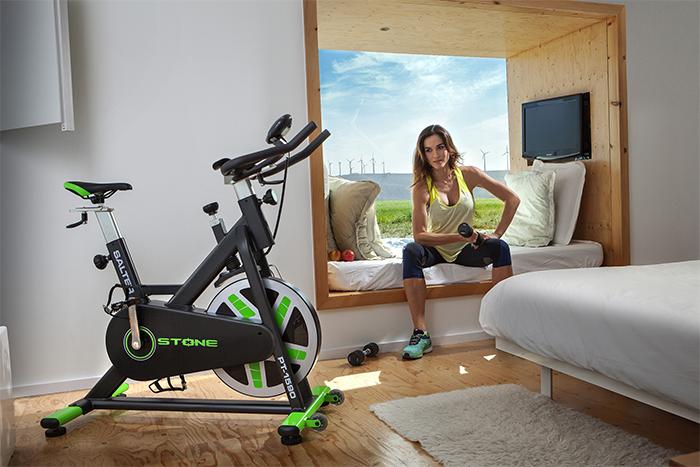Salter prevé que la crisis energética china impacte en el fitness a mediados de 2022