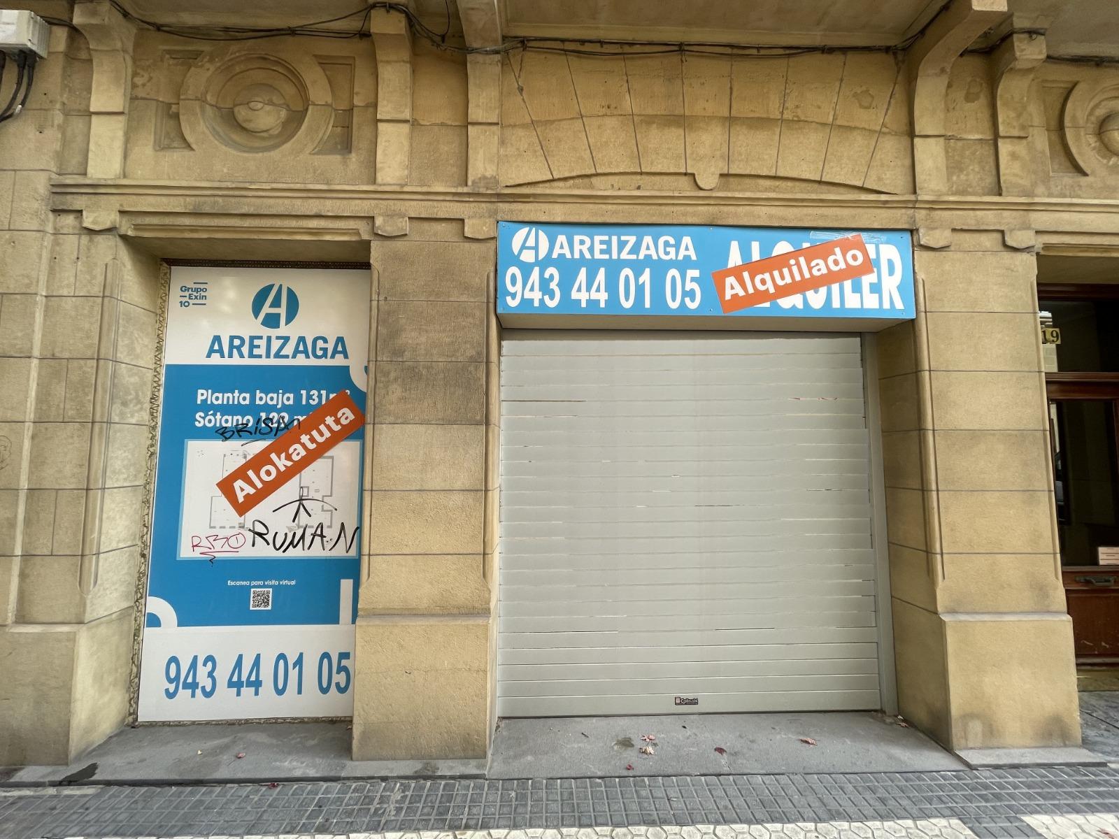 Skechers desembarcará en la calle más emblemática de San Sebastián