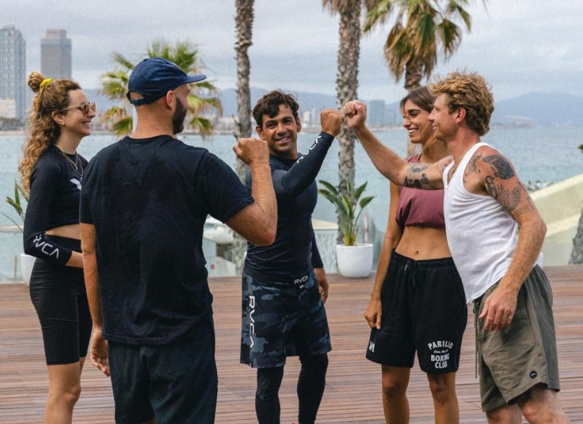 W Barcelona y RVCA impartirán un programa fitness con Patrick Beven